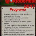 Programa Oktoberfest 2017
