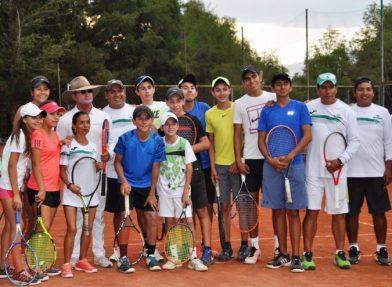 Clínica de Tenis Gabe Jaramillo