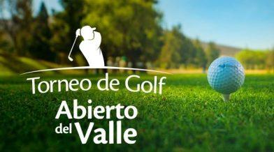 Torneo de Golf Abierto del Valle