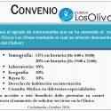 Renovación Convenio Clínica Los Olivos