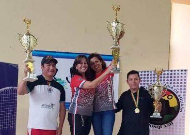 I Campeonato Nacional de Squash