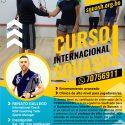 Curso Internacional Squash