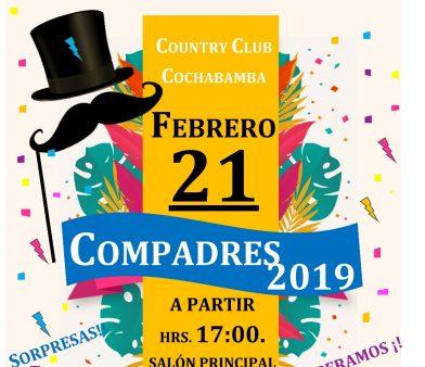 Festejo de Compadres 2019