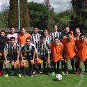 Inauguración Torneo Fútbol Open