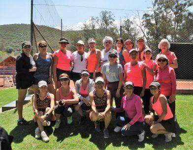 Torneo de Confraternización Damas Tenis