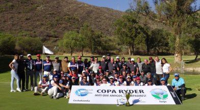 Copa Ryder de Golf