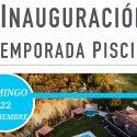 Inauguración Temporada Piscina