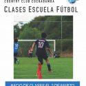 Clases Escuela Fútbol