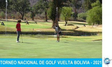 Torneo Nacional de Golf Vuelta Bolivia