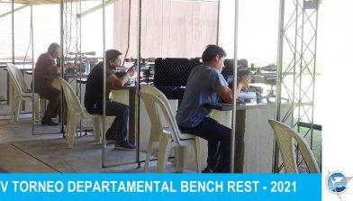 V Torneo Departamental Bench Rest