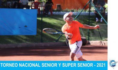 Torneo Nacional Senior y Super Senior de Tenis