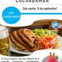 Festejemos a Cochabamba